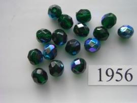 20 stuks 8 mm AB kristal 1956