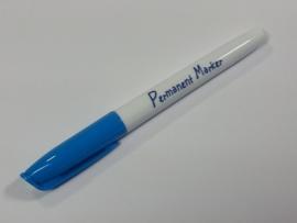 CE310400/0002- Collal krimpie permanent marker lichtblauw