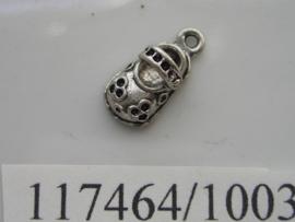 metalen hanger baby schoen 117464/1003KA