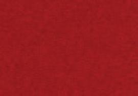 008441/0189- vilten lap van 4mm dik extra sterk 30x45cm donkerrood