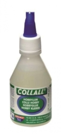 CE119575/1110- Collal hobbylijm transparant 100ML