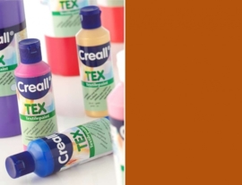 CE301900/0721- Creall Tex textielverf 80ML bruin