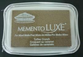 CE132020/5805- Memento Luxe inktkussen toffee crunch