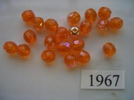20 stuks 8mm AB kristal 1967