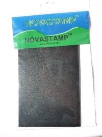 Novastamp basismateriaal voor transparante stempels 10x15cm