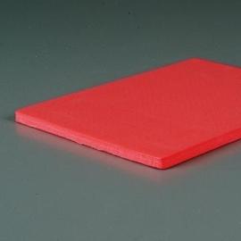 2648 2014 - MakeMe prikmatje van foamrubber 20x14cm rood