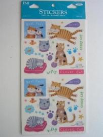 5062- katten - Frances Meyer stickers