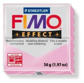 CE610303/4205- fimo effect 56gr pastel lichtroze -205