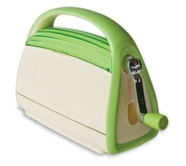 115639/6010- cuttlebug machine groen V2 -