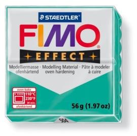 CE610303/6504- fimo effect 56gr transparant groen -504