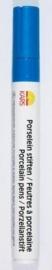 116726/0210- porseleinstift licht blauw met een punt van 4mm