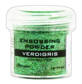 CE306320/7569- Ranger embossing powder 34ml - verdigris