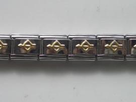 no.14 opruiming schakel voor schakelarmband