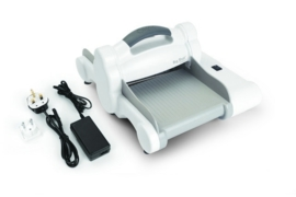 115666/0850- Sizzix Big Shot Express machine electrisch!