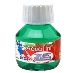 CE303500/5022- Collall AquaTint vloeibare waterverf 50ml donkergroen