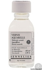 CE313530/1060- Sennelier watercolour vernis 60ml - 2fl oz