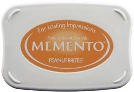 CE132020/4802- Memento inktkussen peanut brittle