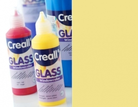 CE301800/0573- Creall Glass - glasstickerverf - window color - 80ML goud