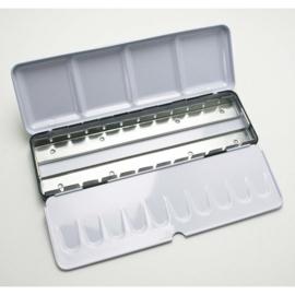 CE326255/6024- Sennelier L'aquarelle lege verpakking voor 24 halve napjes