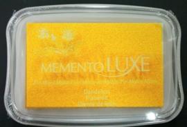 CE132020/5100- Memento Luxe inktkussen dandelion