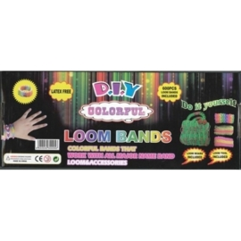 Verstelbare - loom bands Band-it! starterkit no. 1 - superlage prijs -