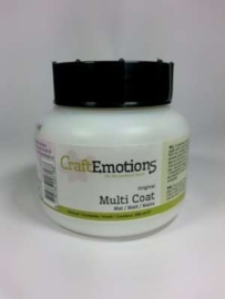 CE118101/0002- Craft Emotions multi coat 250ml MAT