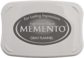 CE132020/4902- Memento inktkussen gray flannel