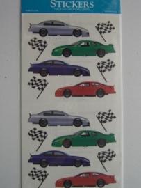 5053- auto`s - Frances Meyer stickers