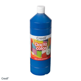 CE301499/2781- Creall basic color plakkaatverf donkerblauw 500ML