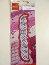 0002500- Marianne Design Creatables stencil nr.201 rand 13.5x2.3cm OPRUIMING