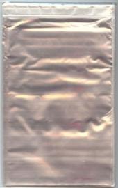 100 x kaartenzakjes met kleefrand 22x30cm (A4 formaat)