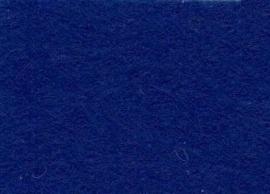 CE800300/0190- 10 vellen viltlapjes viscose van 20x30cm en 1mm dik donkerblauw