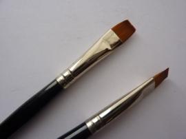 PS220- Royal Knight langnickel nylon penseel plat -10-