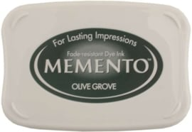 CE132020/4708- Memento inktkussen olive grove