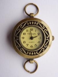 CH.001.09AB- horloge uurwerk van 27x34mm - SUPERLAGE PRIJS!