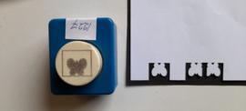 001227 - OPRUIMING randpons vlinder