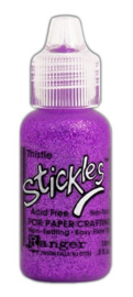 CE306400/9595- Ranger stickles glitter glue 15ml - thistle