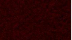 112500/0136- vilten lapje van 1mm dik en 20x30cm groot middenrood