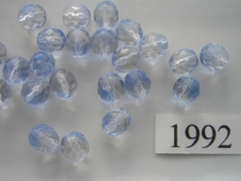 20 stuks 8 mm geslepen 1992