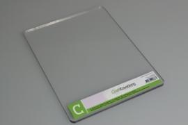 CE115639/6998- C-plaat 5mm voor stansmachine