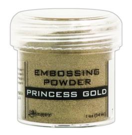 CE306320/7477- Ranger embossing powder 34ml - princess gold