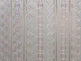 st 645- diverse brede randjes zilver 10x20cm