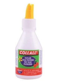 CE119575/1222- Collal viltlijm wit 100ML