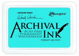 CE306014/1412- Ranger archival ink pad - forget me not