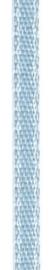 006302/0232- 4.5 meter satijnlint van 10mm breed op een rol lichtblauw
