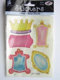 5365- provocraft stickers koningin