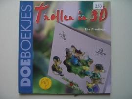 253- trollen in 3D, OPRUIMING BOEKJE