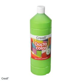 CE301499/2784- Creall basic color plakkaatverf lichtgroen 500ML