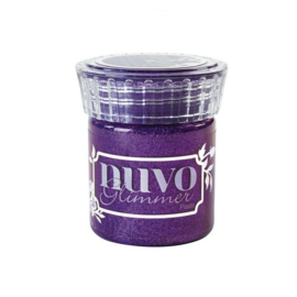 CE309906/0956- Nuvo glimmer paste 50ml - amythyst purple 956N