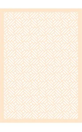 6002/0866 - Joy! crafts embossing achtergrondstencil poly-besa  - geometrie